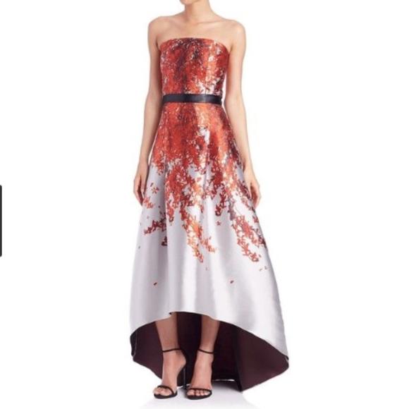 Sachin Babi Dresses Sachin Babi Akahana Gown Size 4 Poshmark